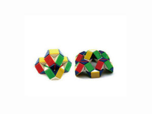 OEM Design Magic Cube Snake Puzzle pictures & photos