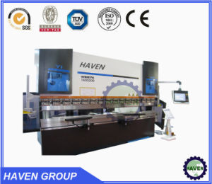WC67Y-125X2500 hydraulic Stainless Steel Bendig Machine Best Selling pictures & photos