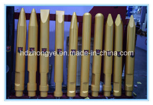 2016 High Quality MB1500 Rock Breaker Chisel for Atlas Copco Breaker pictures & photos