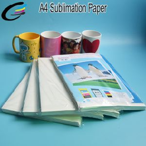 High Quality A4 Sublimation Paper Factory for Ceramic pictures & photos