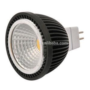 3W/5W GU10 LED COB Light by Grey Aluminum Material