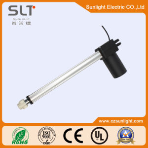 Electric Brush 24V DC Linear Actuator Motor pictures & photos