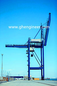 Vessel Unloader Ghe-1200 Used in Jetty and Dock pictures & photos