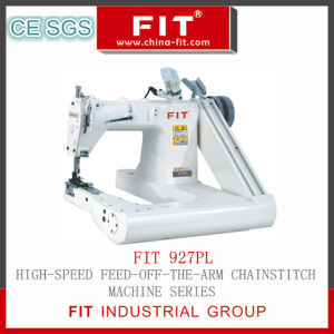 Fit927 Feed off The Arm Chainstitch Machine pictures & photos
