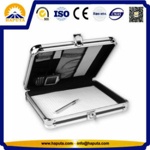Aluminium Storage Briefcase for Documents and Laptop (HL-8003) pictures & photos