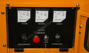 Chinese Brand Diesel Engine Portable Diesel Generator 24kw pictures & photos