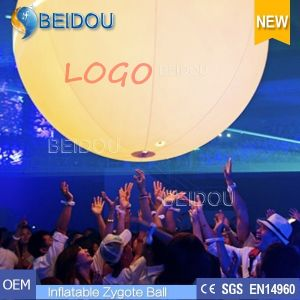 LED Touchable Advertising Crowded Balloons Inflatable Zygote Interactive Balls pictures & photos