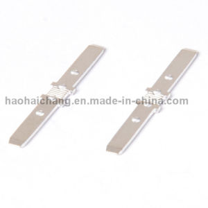 Electrical Precision Stainless Steel Connector Terminal pictures & photos
