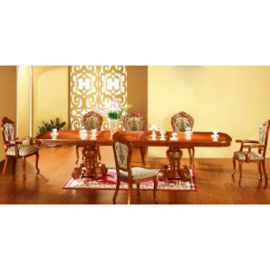 Dining Table with Chair for Dining Room Furniture (868)