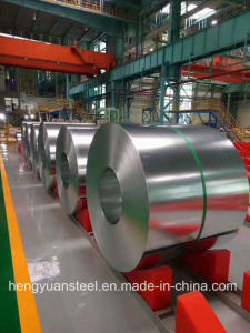 0.125-3.0mm Z30-475 (none) Spangle Hot DIP Galvanized Steel Coil Gi pictures & photos
