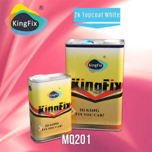 Kingfix Brand Oil Based Metallic 1k Pearl Colors Oil Paints pictures & photos