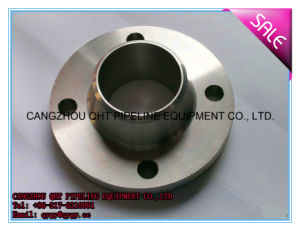 300lbs Welding Neck Alloy Flanges in Lower Price pictures & photos