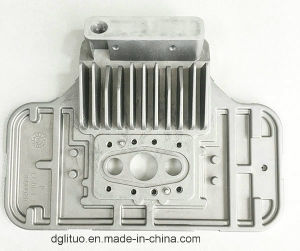 High Precision Aluminium Alloy Die Casting for Satellite Finder Part pictures & photos