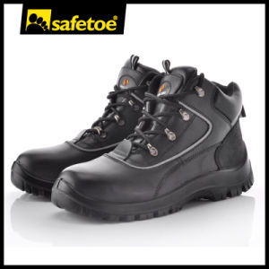 Steel Toe Work Shoes (M-8307) pictures & photos