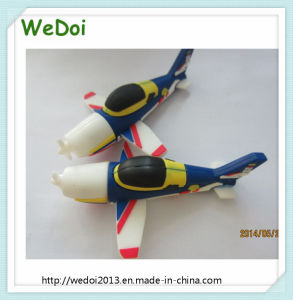 3D Customized Plane PVC USB Flash Drive /USB Stick (WY-PV107) pictures & photos