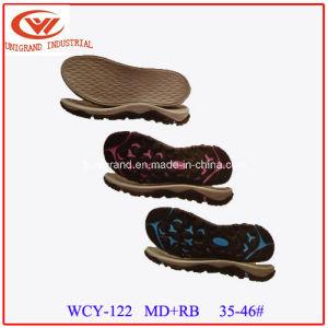 Unisex Sandals Sole Fashion EVA Rb Outsole for Making Flip Flop pictures & photos