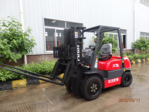 3 Ton Forklift Withtilting Fork pictures & photos