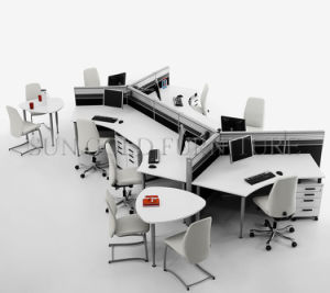 office curved workstation sz ws china