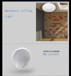 Portable Rechargeable LED Emergency Light pictures & photos