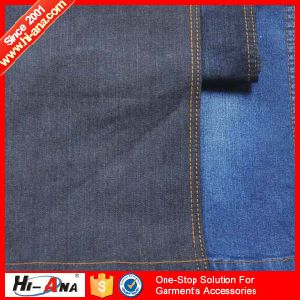 Cheap Price China Team Cheaper Jean Fabric pictures & photos
