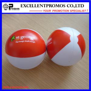 Logo Customized New Colorful Promotion PU Stress Ball (EP-P58312) pictures & photos