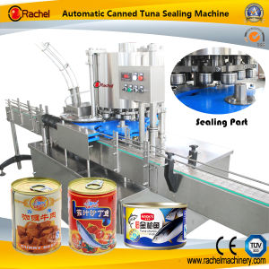 Automatic Candy Can Seamer Machine pictures & photos