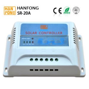 20A Intelligent Solar Charge Controller Manual with LCD Display (SRAB20) pictures & photos