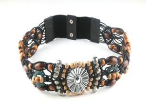Fashion Classical Flavor Ethnic Belt/Beaded Belts pictures & photos