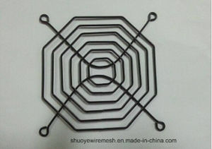 Exhaust Axial Metal Fan Cover Fan Guard pictures & photos