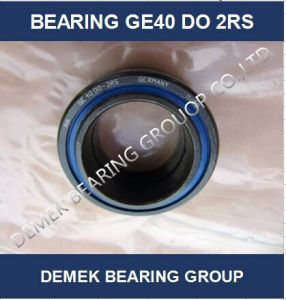 Radial Spherical Plain Bearing Ge40 Do-2RS pictures & photos