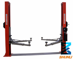 Two Post Hydraulic Lift 4t (SHL-2-240W) pictures & photos