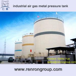 Industrial Air Gas Low Temperature Metal Pressure Tank T-50
