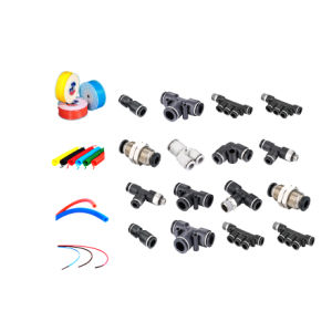 Metric Pneumatic Fitting Compressed Air Tube 6mm Pneumatic Tubing pictures & photos