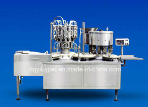 Perfume Screw Capping and Filling Machine pictures & photos