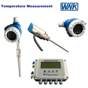 Industrial Intergral Temperature Transmitter with 316L Thermowell-Effective Self Diagnose Transmitter pictures & photos