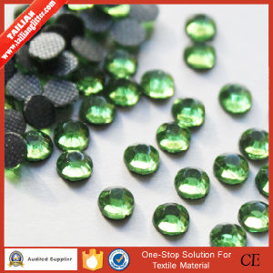 2016 Tailian Wholesale High Qality Hot Fix Crystal Rhinestone pictures & photos