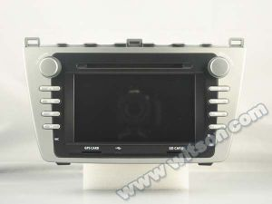 Witson Android 5.1 Car DVD GPS for Mazda6 2009-2011 (A5771) pictures & photos