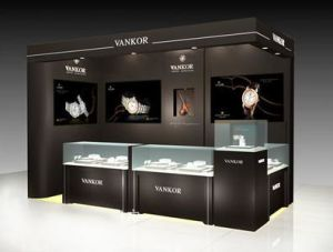 Fashion Style Watch Kiosk Decoration Design pictures & photos