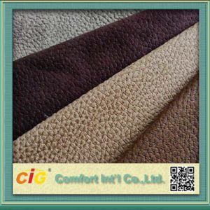 Suede Fabric for Sofa Cover pictures & photos