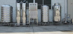 Industrial Stainless Steel RO Water System for Water Treatment Plant Price pictures & photos