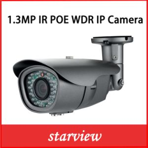 1.3MP IP WDR IR Waterproof Bullet CCTV Security Camera (WA8) pictures & photos