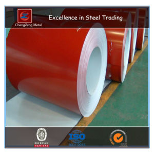 Custom Cut Color Coated Steel Coil (CZ-C85) pictures & photos