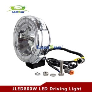 "Jled800W 7"" 40W High Low Beam Spot Round CREE LED Working Lamp for Truck, Jeep pictures & photos"