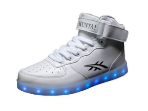 Unisex 7 Colors LED Sports Sneakers