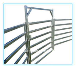 Heavy Duty Portable Hot Dipped Galvanized Sheep Goat Cattle Panel Fence (China direct supplier)