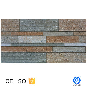 30X60 Stone Look 3D Porcelain Wall Tile with Beautiful Decorate