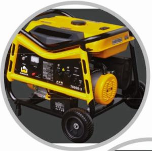 Air-Cooled 2kw/ 2.5kVA Portable Petrol Generator (Open Type) pictures & photos