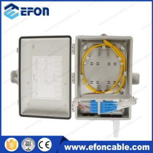 Fdb FTTH 24 Core PLC 1*8 1*16 PLC Splitter Fiber Optical Cable Joint Box (FDB-024B) pictures & photos