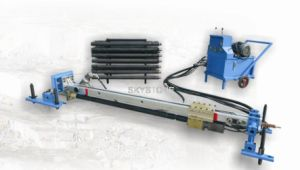 Quarrying and Mining Grout Hole Line Drilling Machine pictures & photos