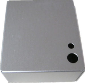 Precision Distribution of Sheet Metal Box Polishing CNC Machinery pictures & photos